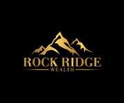 Rock Ridge Wealth Logo - Entry #36
