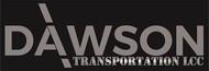 Dawson Transportation LLC. Logo - Entry #54