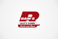 Rams Duty Free + Smoke & Booze Logo - Entry #260