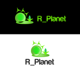 R Planet Logo design - Entry #30