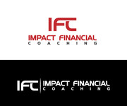 Impact Financial coaching Logo - Entry #115