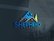 Shepherd Drywall Logo - Entry #325