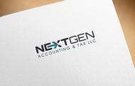 NextGen Accounting & Tax LLC Logo - Entry #612