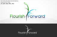 Flourish Forward Logo - Entry #52