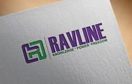 RAVLINE Logo - Entry #164