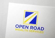 "Open Road Wealth Services, LLC  (The ""LLC"" can be dropped for design purposes.) Logo - Entry #101"