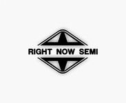Right Now Semi Logo - Entry #184