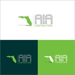 AIA CONTRACTORS Logo - Entry #151