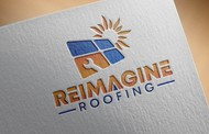 Reimagine Roofing Logo - Entry #95