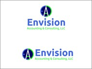 Envision Accounting & Consulting, LLC Logo - Entry #46