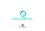 Impact Financial coaching Logo - Entry #87