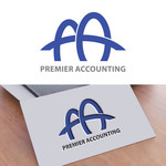 Premier Accounting Logo - Entry #2