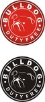 Bulldog Duty Free Logo - Entry #84