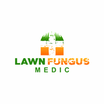 Lawn Fungus Medic Logo - Entry #196