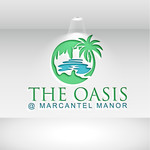 The Oasis @ Marcantel Manor Logo - Entry #109