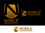 Noble Insurance  Logo - Entry #131