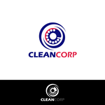 B2B Cleaning Janitorial services Logo - Entry #72