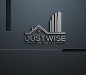 Justwise Properties Logo - Entry #166