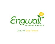 Engwall Florist & Gifts Logo - Entry #257