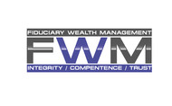 Fiduciary Wealth Management (FWM) Logo - Entry #15