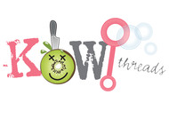 Kiwi Threads Logo - Entry #22