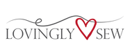 Lovingly Sew Logo - Entry #105