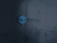 Baker & Eitas Financial Services Logo - Entry #55