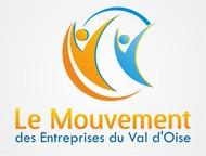 Le Mouvement des Entreprises du Val d'Oise Logo - Entry #43