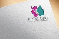 Local Girl Aesthetics Logo - Entry #141