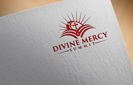 Divine Mercy Summit Logo - Entry #17