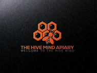 The Hive Mind Apiary Logo - Entry #113