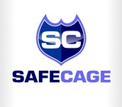 The name is SafeCage but will be seperate from the logo - Entry #1