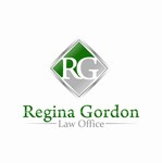 Regina Gordon Law Office  Logo - Entry #60