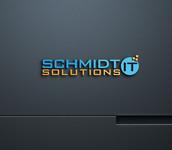 Schmidt IT Solutions Logo - Entry #60