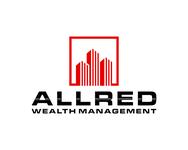 ALLRED WEALTH MANAGEMENT Logo - Entry #576