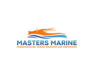 Masters Marine Logo - Entry #405