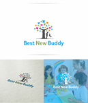 Best New Buddy  Logo - Entry #34