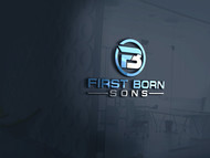 FIRST BORN SONS Logo - Entry #19