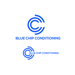 Blue Chip Conditioning Logo - Entry #208
