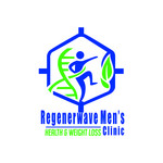 Regenerwave Men's Clinic Logo - Entry #68