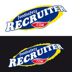 FoodSafetyRecruiter.com Logo - Entry #27