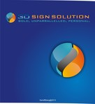 3D Sign Solutions Logo - Entry #61