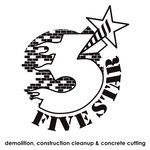 Five Star Logo - Entry #37