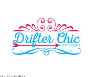 Drifter Chic Boutique Logo - Entry #256