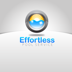 Effortless Pool Service Logo - Entry #46
