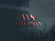 Watchman Surveillance Logo - Entry #178