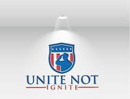 Unite not Ignite Logo - Entry #276
