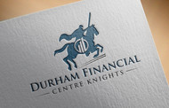 Durham Financial Centre Knights Logo - Entry #27