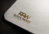 Rock Ridge Wealth Logo - Entry #66