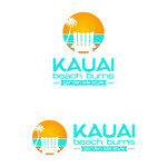 kauai beach bums Logo - Entry #23